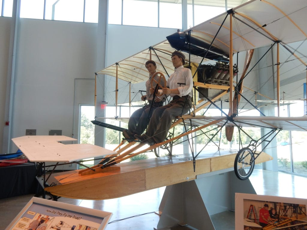 First Navy Aircraft model by Curtiss