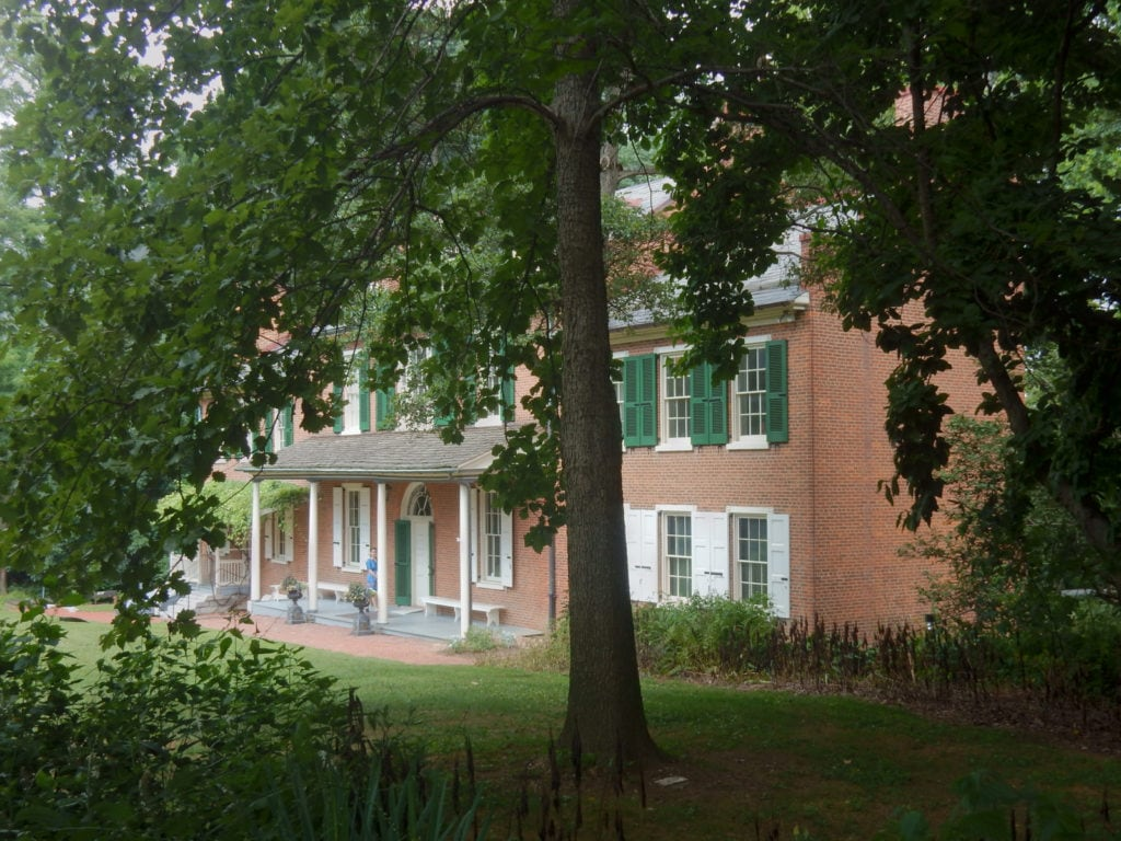 Wheatland, President James Buchanan's Home, Lancaster PA