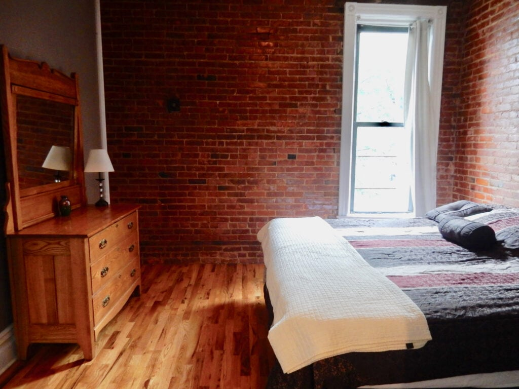 Crittenden Hotel Guest Suite Coudersport PA