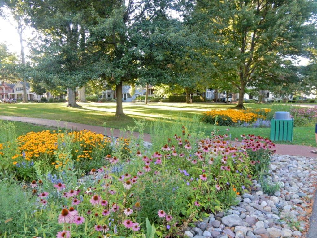 Gardens Chautauqua Institution NY