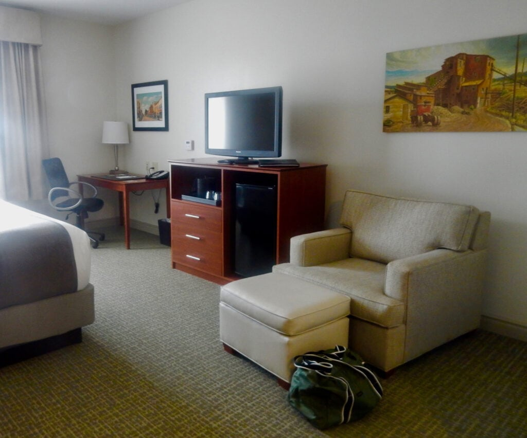 Hotel Anthracite Guest Room