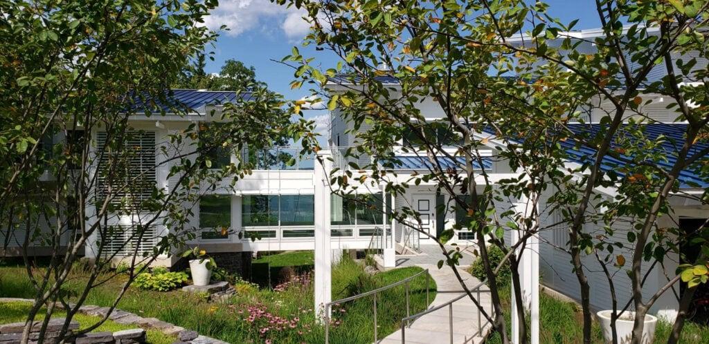 Chautauqua Institution Modern Home