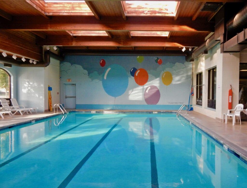 Penn-Wells Lodge Indoor Pool Wellsboro PA