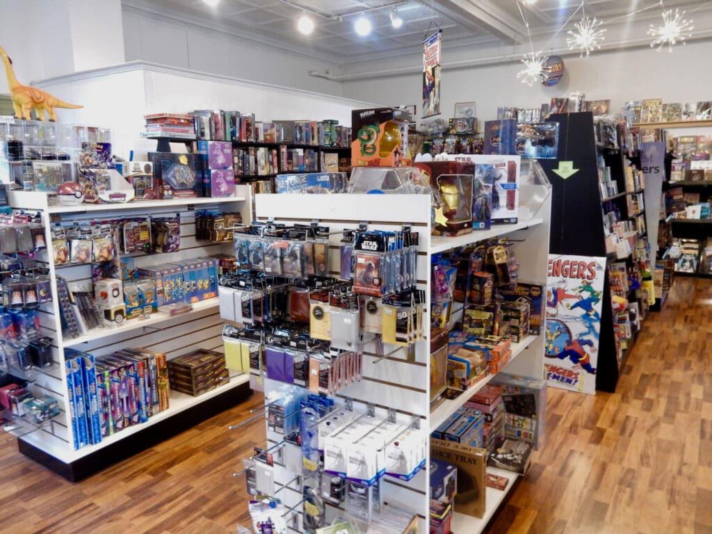 Pop's Culture Shop Wellsboro PA