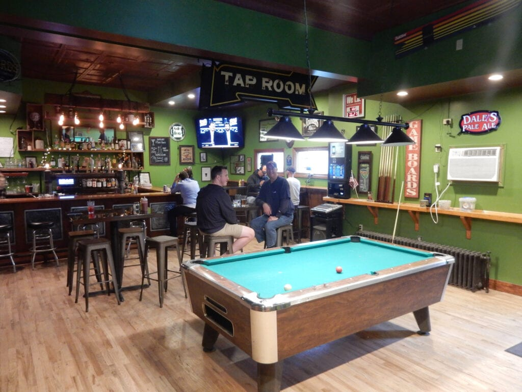 Tap Room Crittenden Hotel Coudersport PA