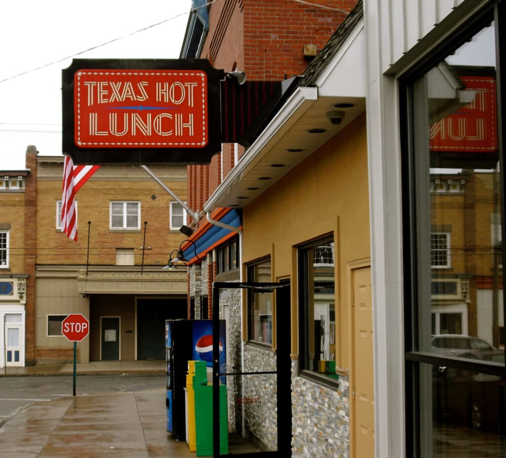Texas Hot Lunch Kane PA