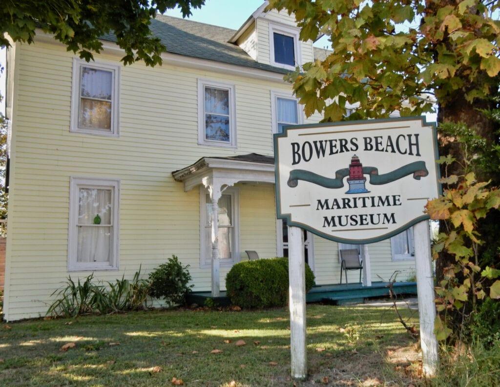 Bowers Beach Maritime Museum DE