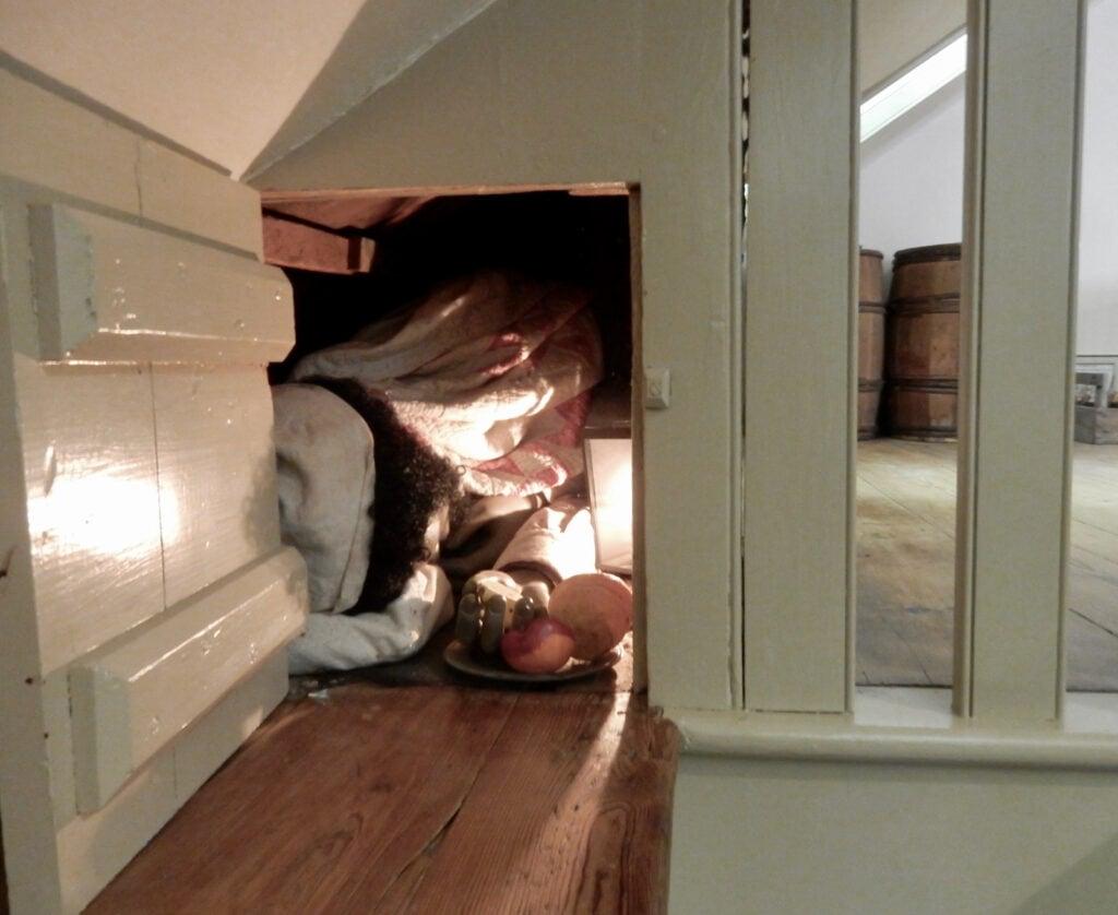 Corbit-Sharp House Hidden Fugitive Slave Nook Odesa DE