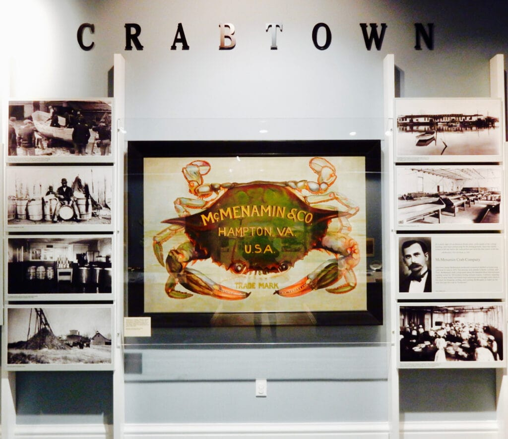 Hampton VA was called Crabtown in the 1800s