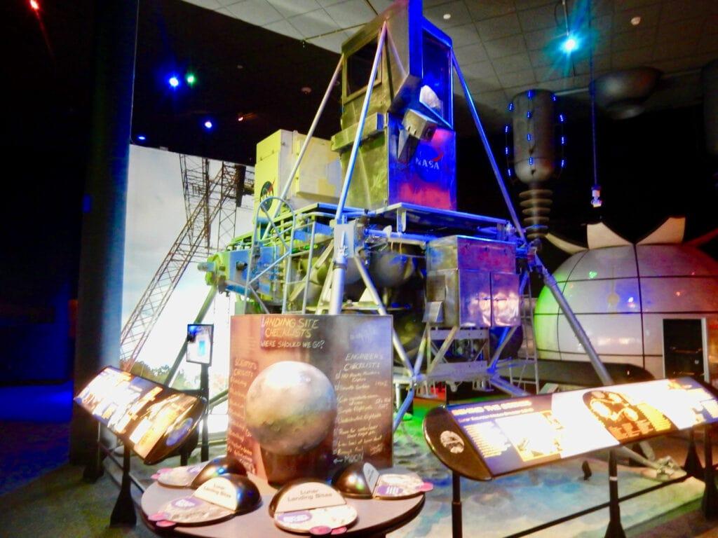 Lunar Lander Virginia Air and Space Museum