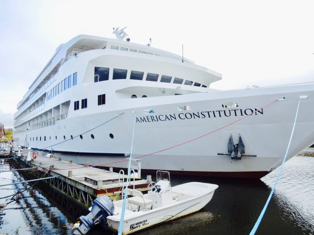American Cruise Line Constitution