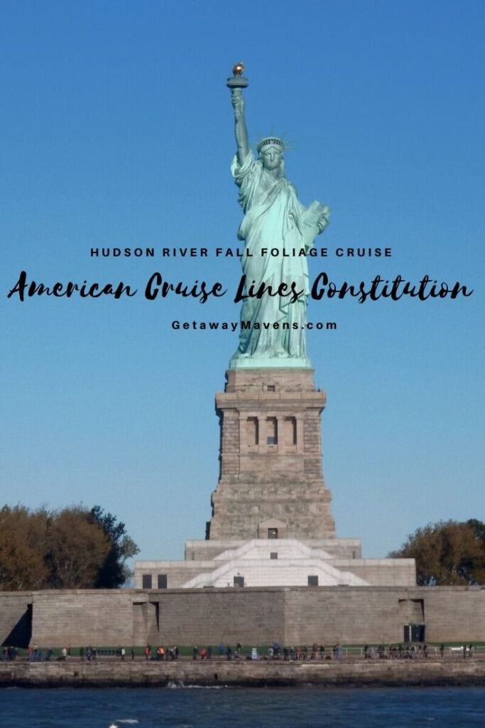American Cruise Line Hudson River Fall Foliage Tour