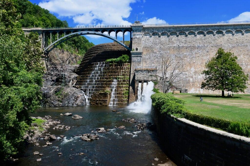 Croton Gorge Park Croton-On-Hudson NY