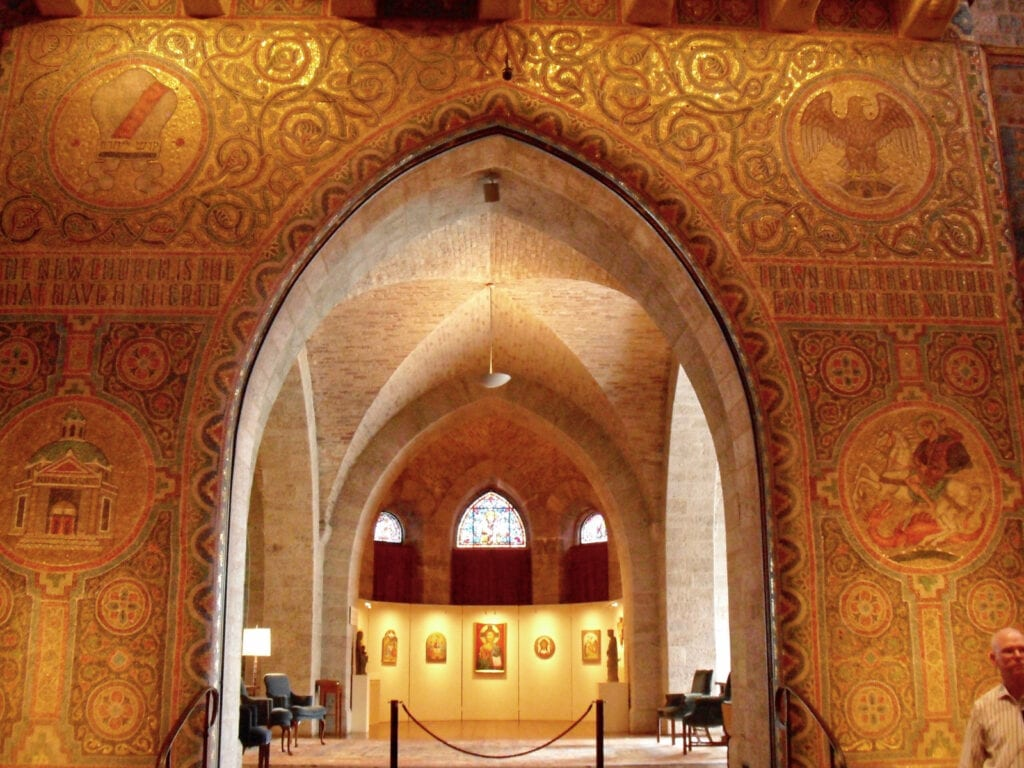 Glencairn Museum of Religion, Bryn Athyn PA