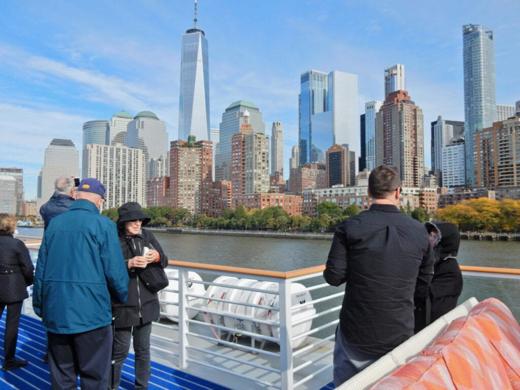Rounding Manhattan on ACL Constitution