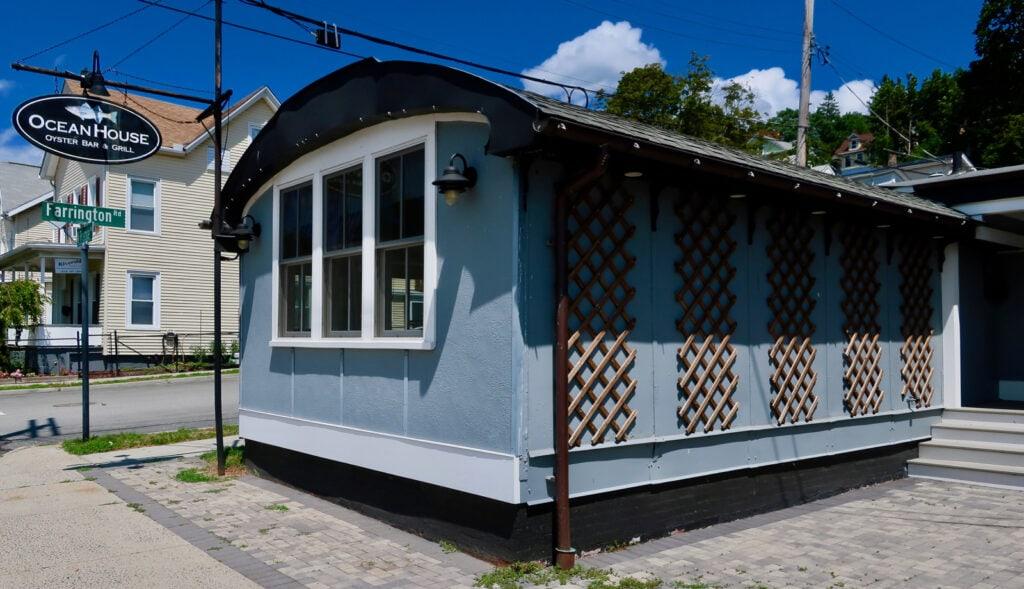 Ocean House Oyster Bar CrotonOnHudson NY