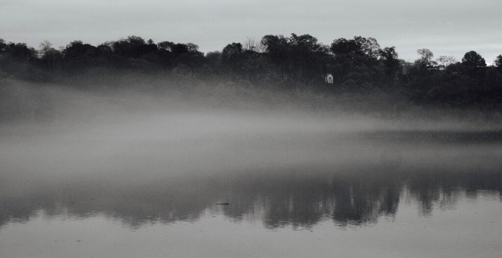Spooky Hudson River