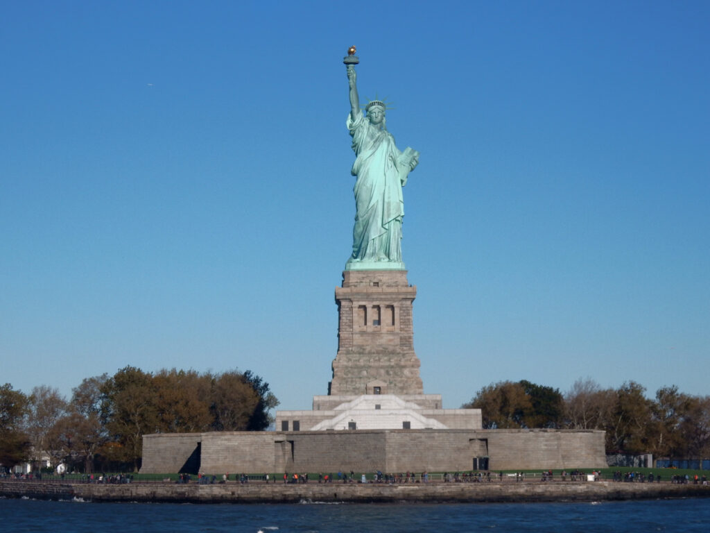 Statue of Liberty on American Cruise Line Tours