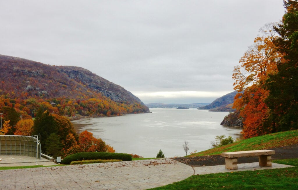West Point Trophy Point Million Dollar View