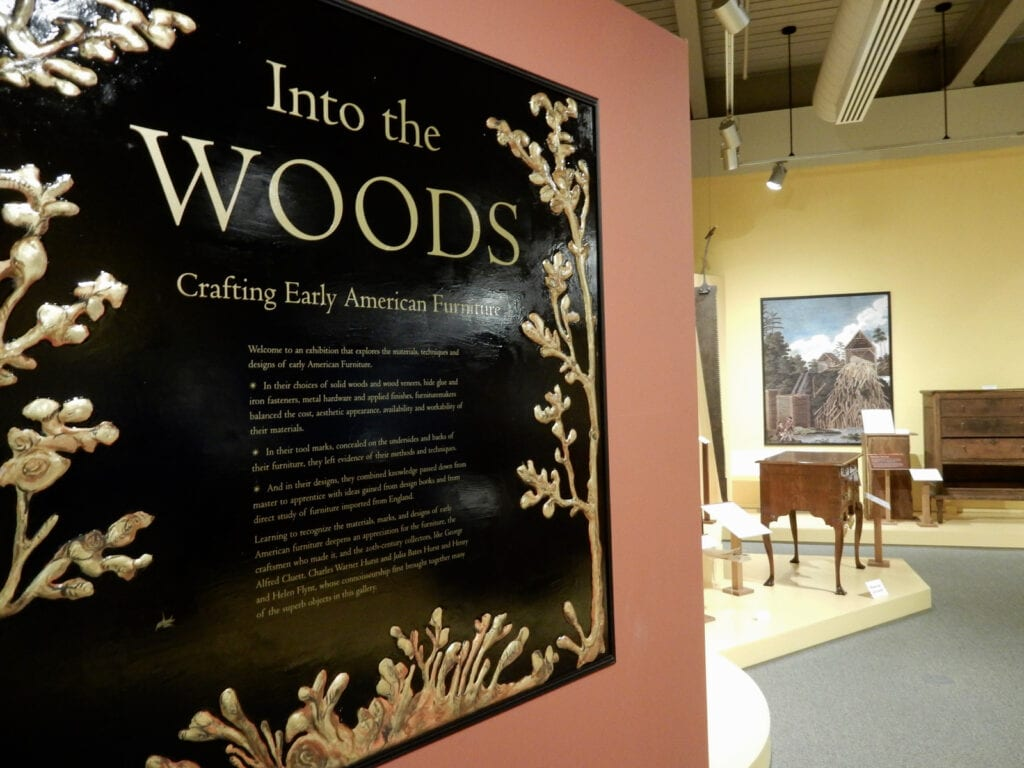 Woodcraft Flynt Center Deerfield MA