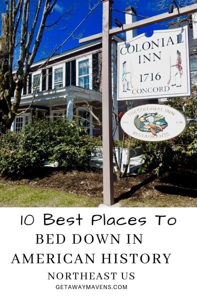 Historic Hotels Pin