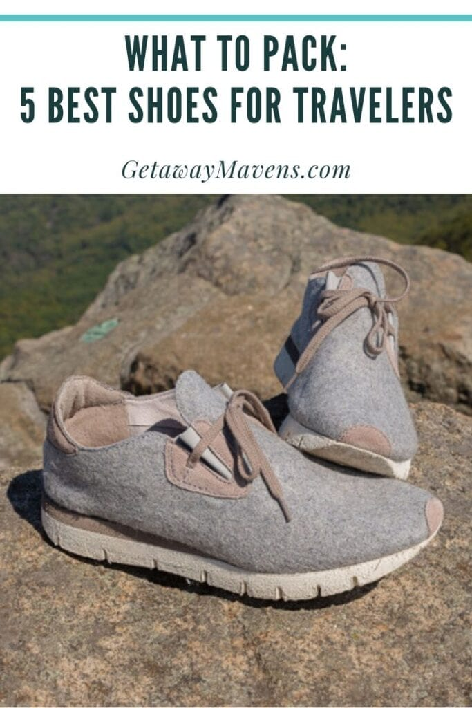 Best Shoes for Travelers 2019