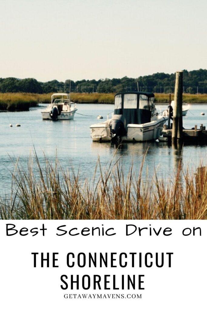 CT Scenic Shoreline Pin