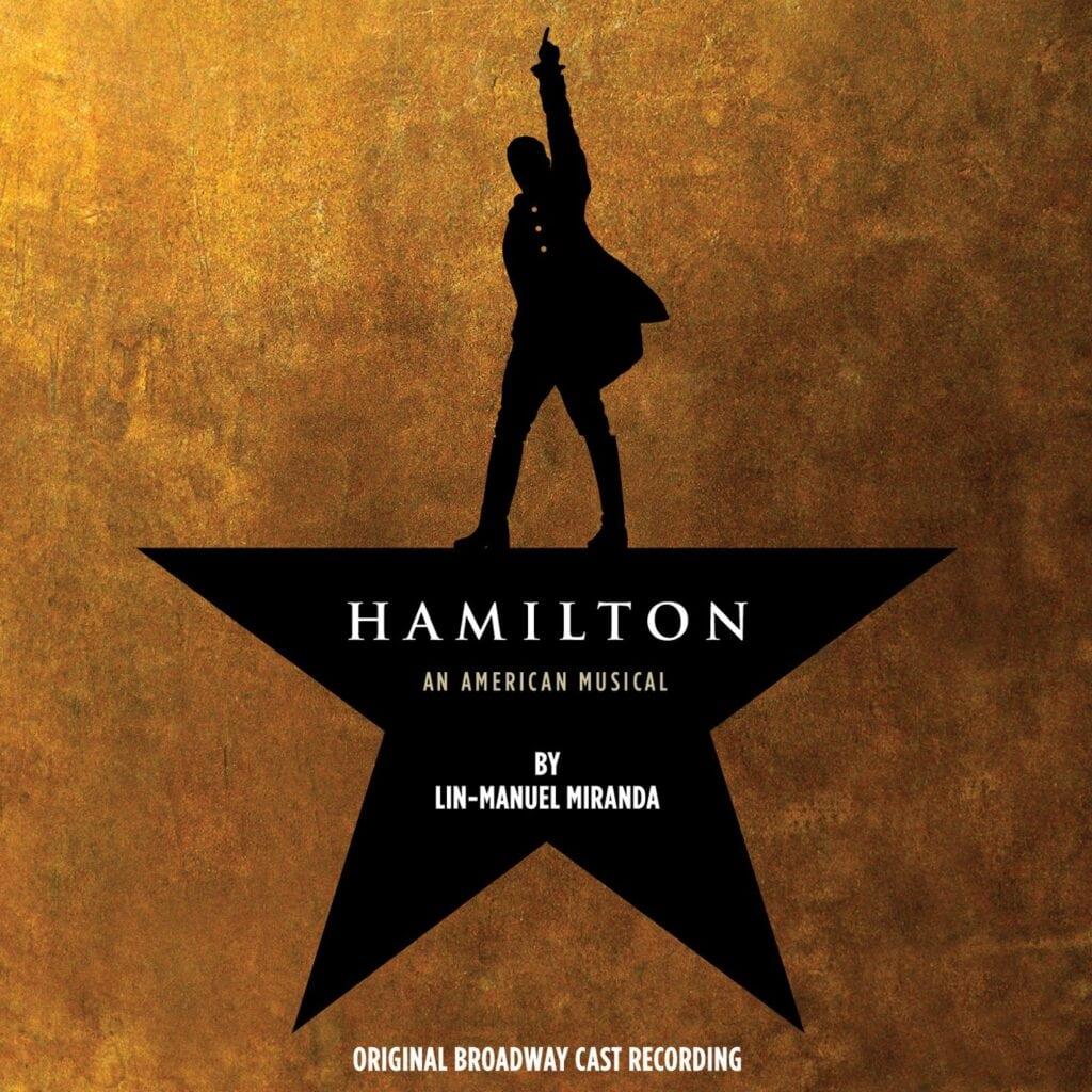 Hamilton Recording CD Jacket