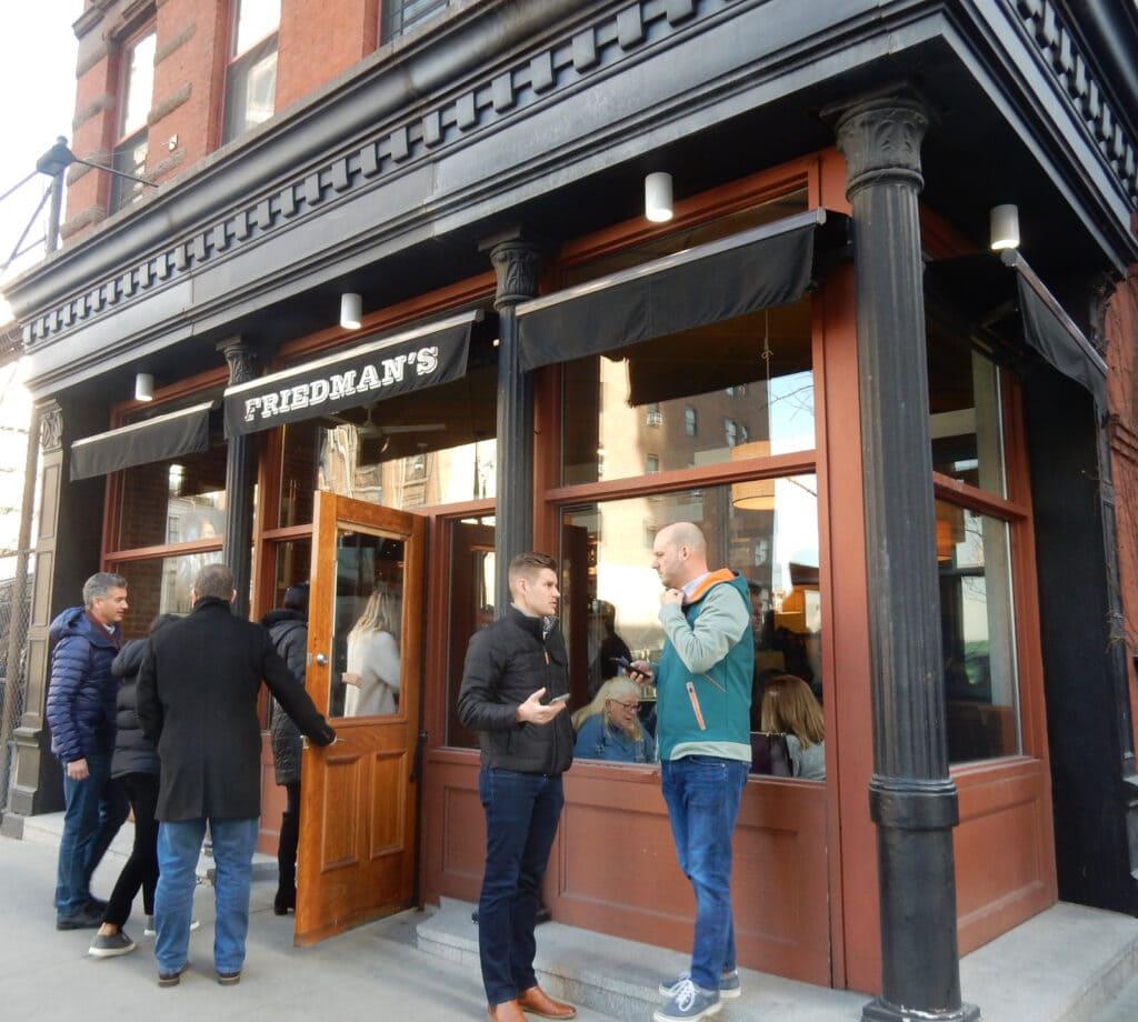 Friedmans 10th Ave NY