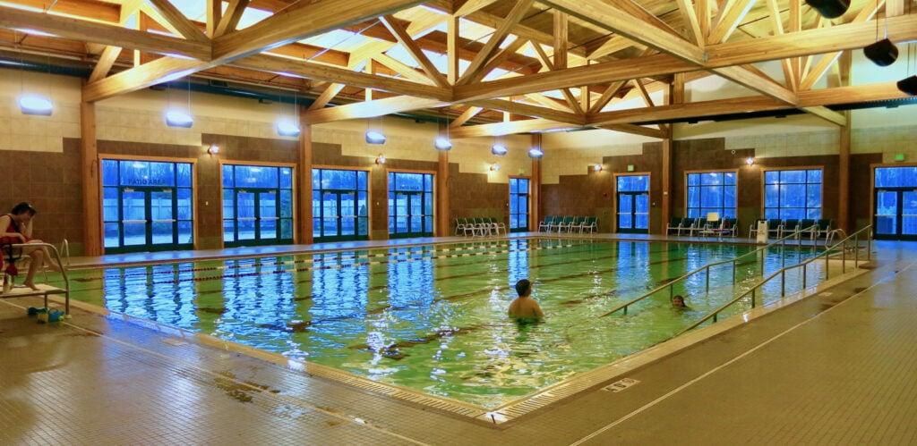 Lake Naomi Community Center Pool PA