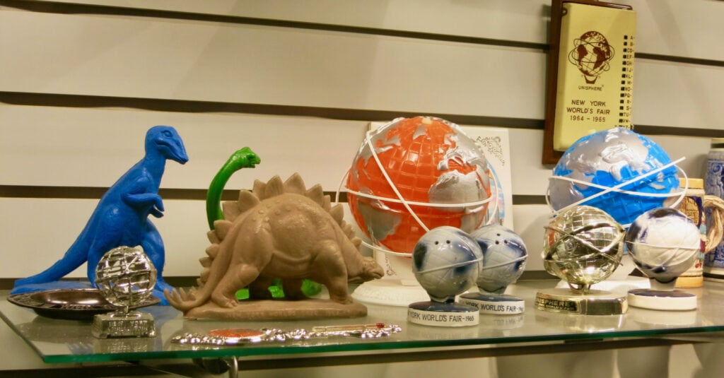 NY Worlds Fair '65 Memorabilia Queens Museum