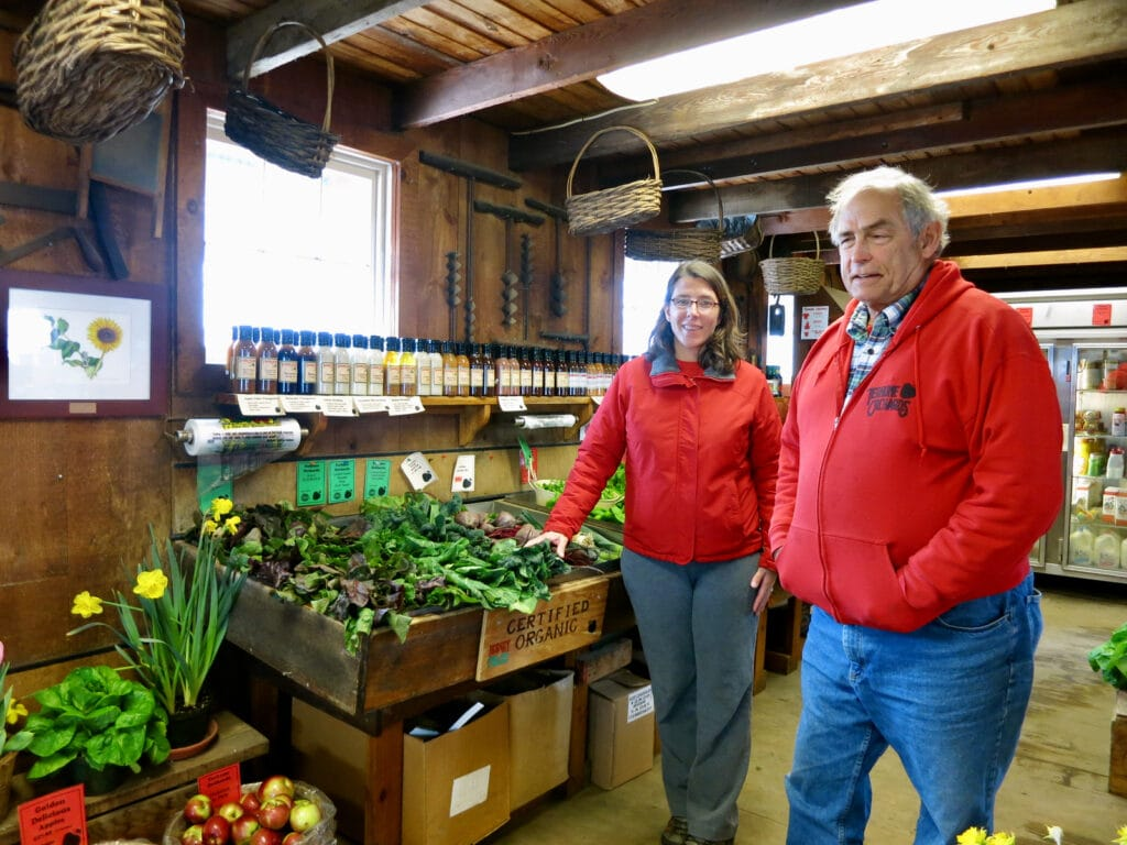 Owners Terhune Orchards Princeton NJ