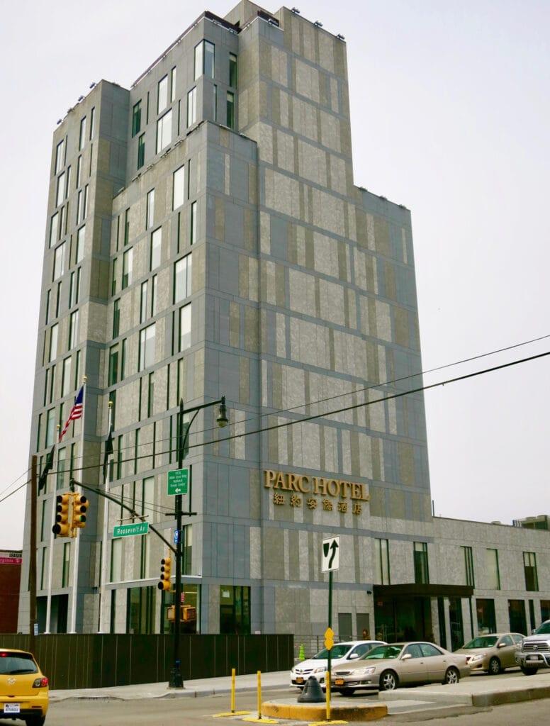 Parc Hotel Flushing NY