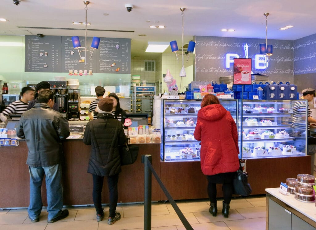 Paris Baguette Queens Crossing Flushing NY