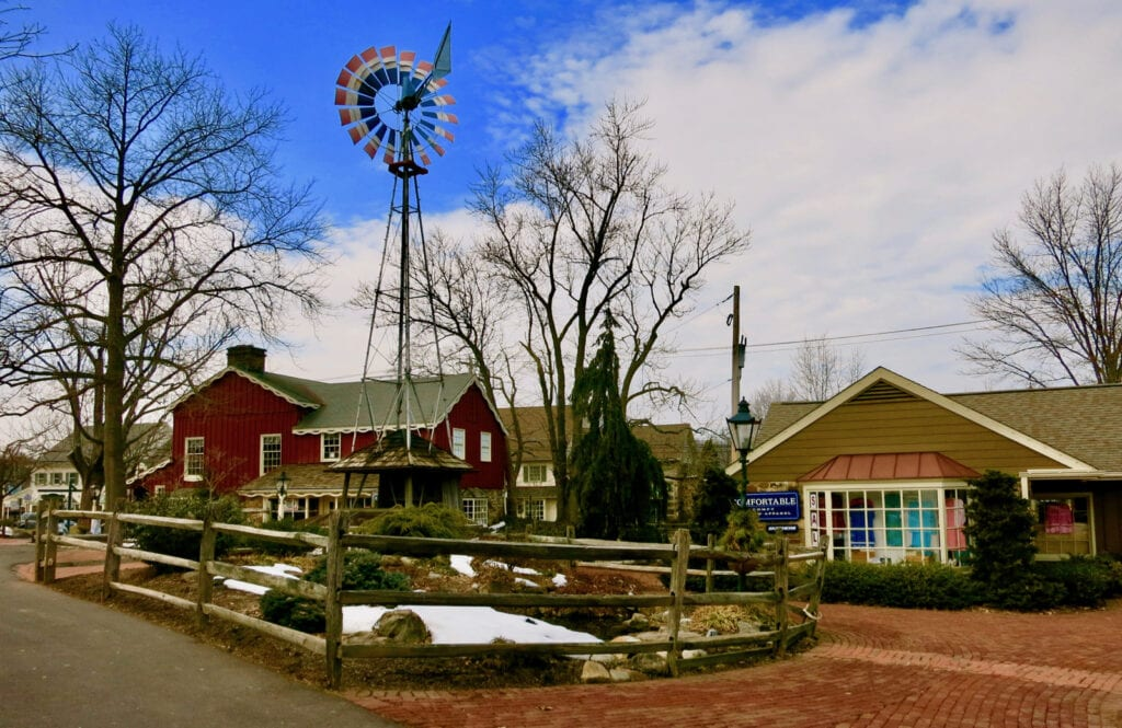 Peddlers Village PA