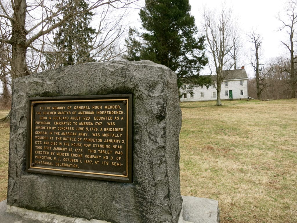 Princeton NJ Battlefield