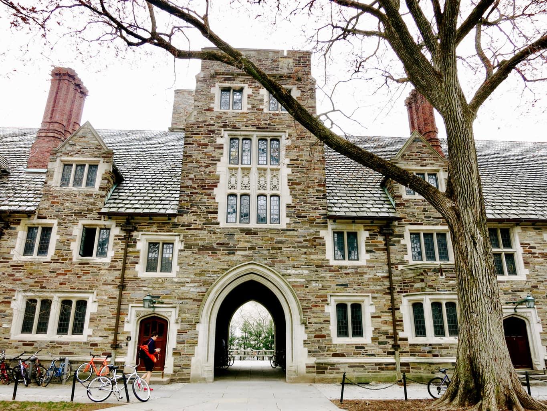 Princeton U Campus NJ