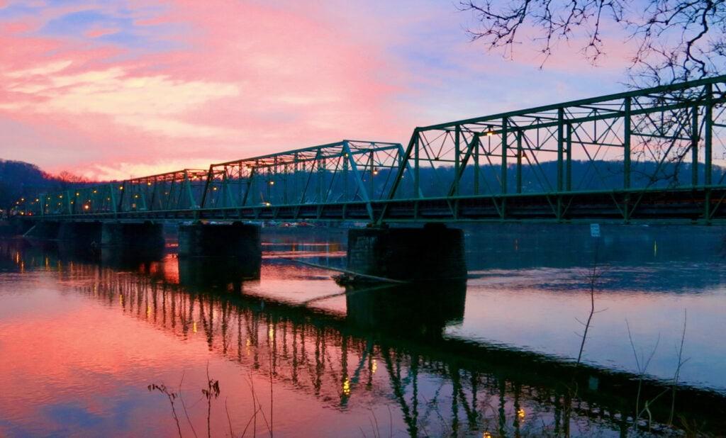 New Hope Bridge Bucks County PA