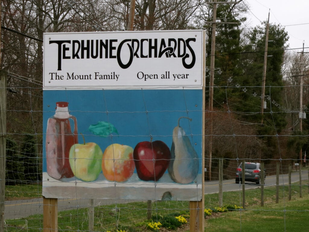 Terhune Orchards Princeton NJ