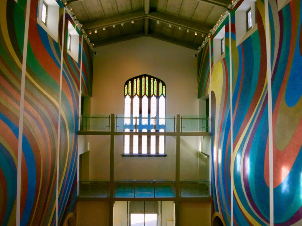 Interior Wadsworth Atheneum Hartford CT