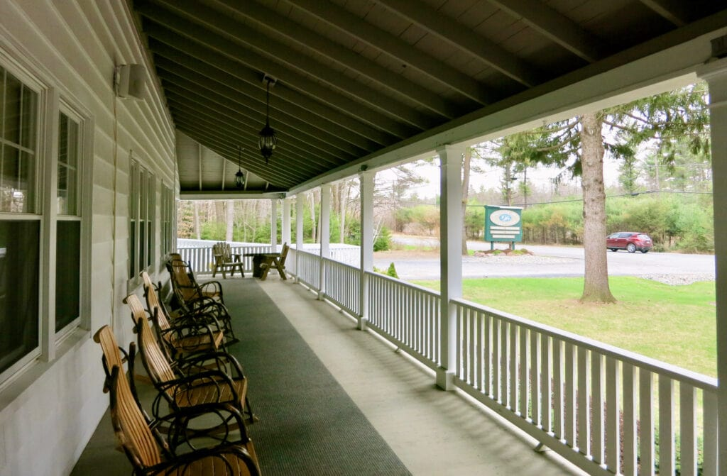 veranda mountaintop lodge pa