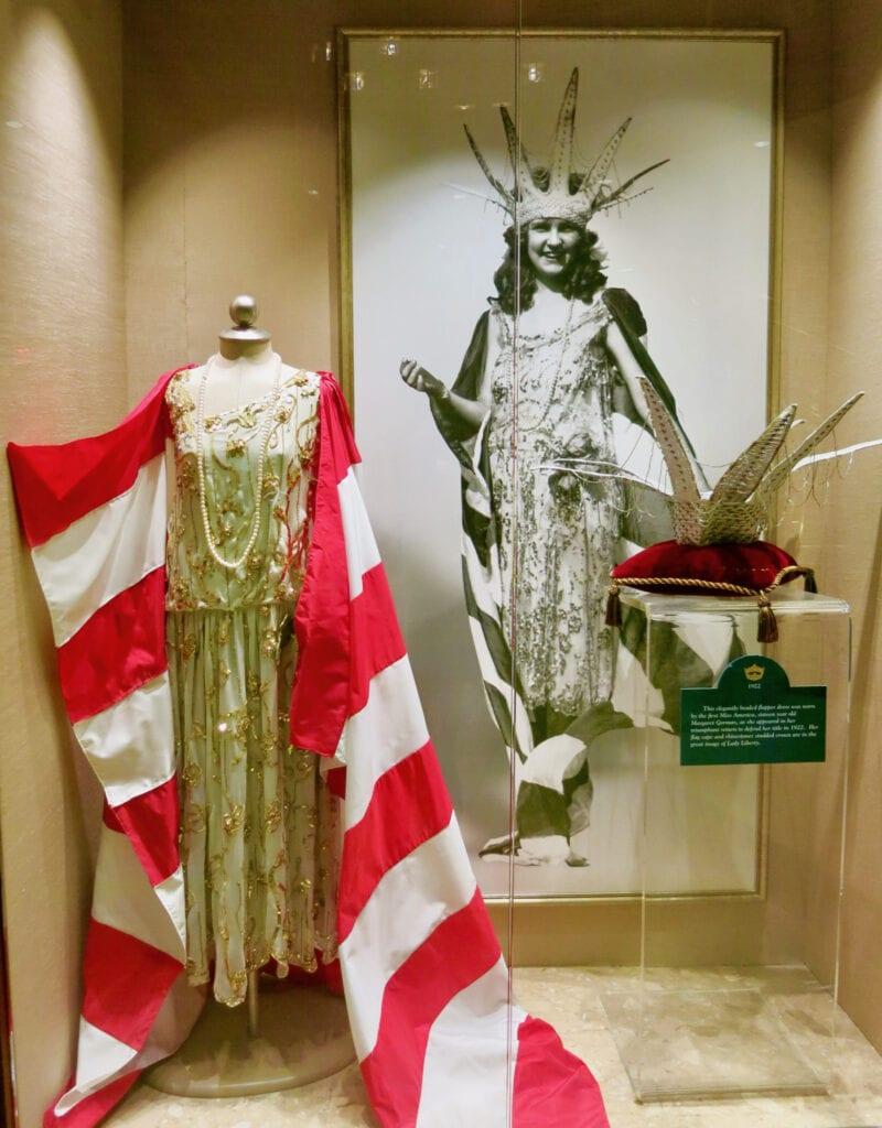 First Miss America 1922 Atlantic City NJ