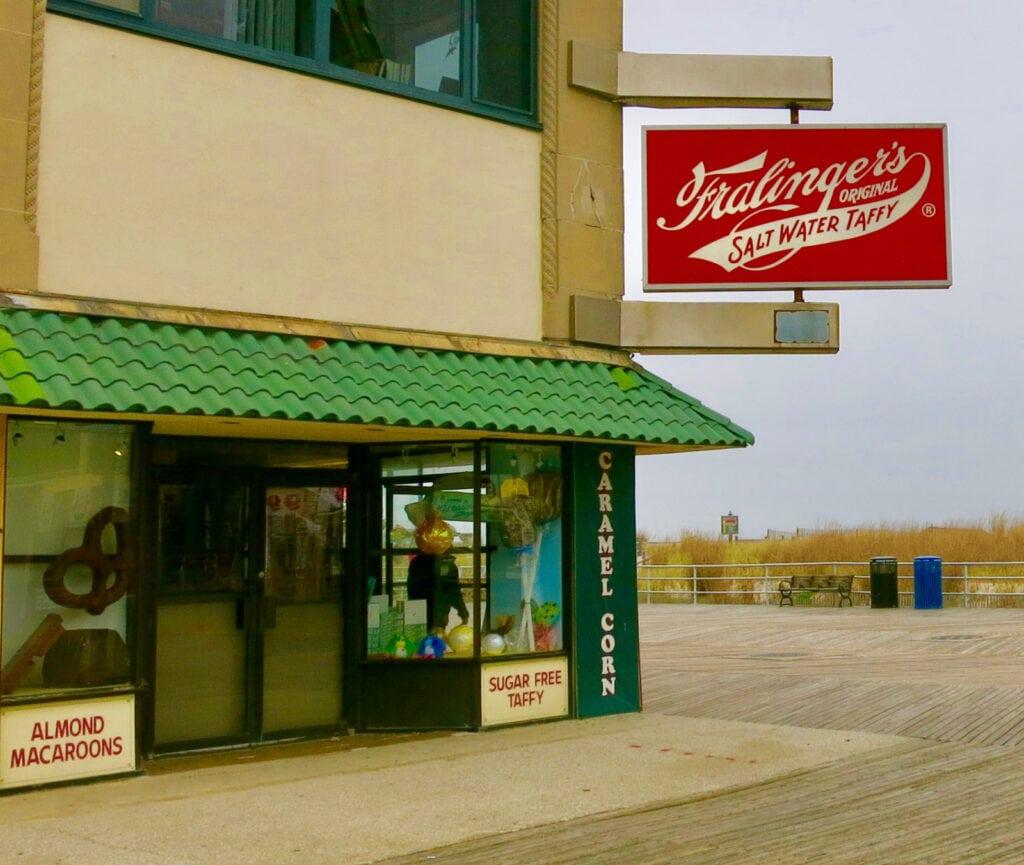 Fralinger's Atlantic City NJ