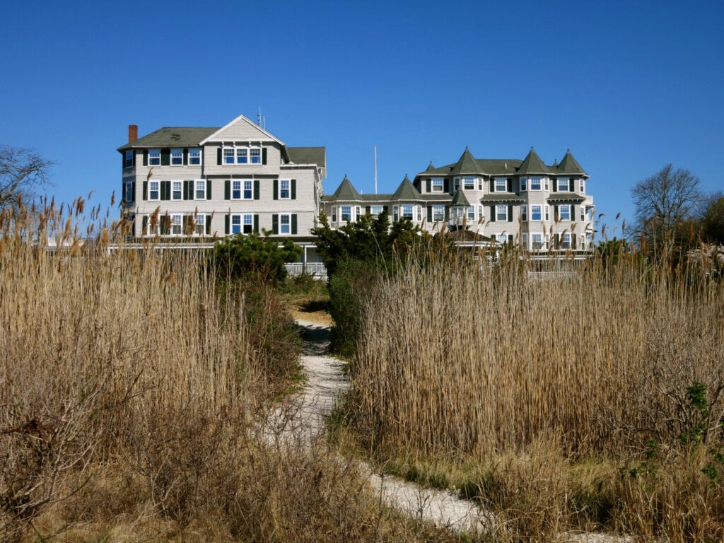 Harborview Hotel Marthas Vineyard MA