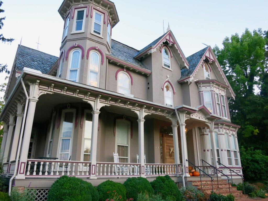 Joshua Wilton House Harrisonburg VA