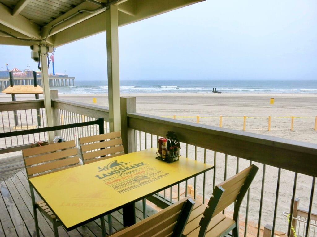 Landshark Restaurant Atlantic City NJ