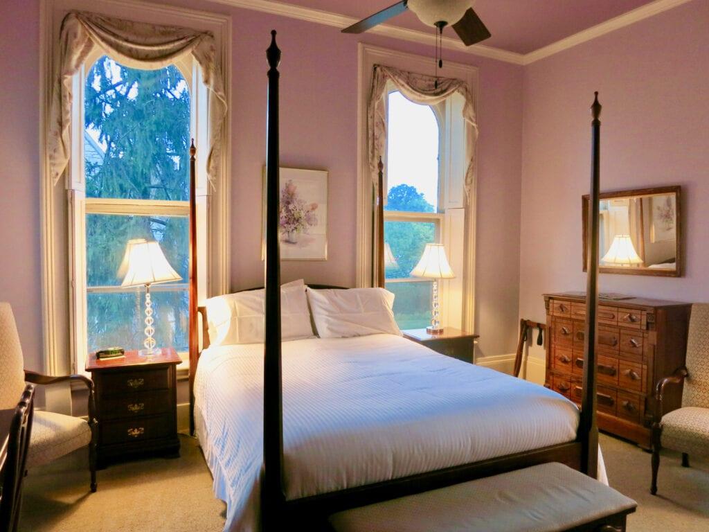 Lavender Room Joshua Wilton House