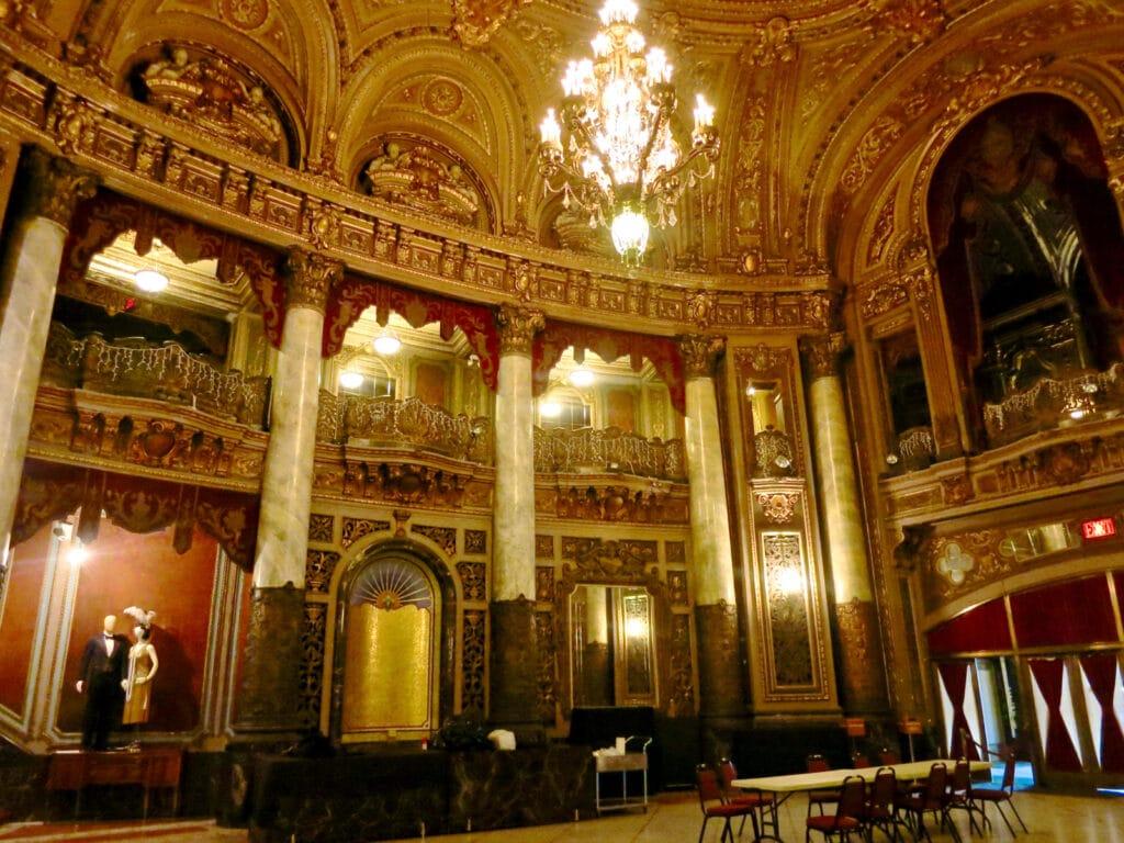 Loew's Theater Jersey City Interior