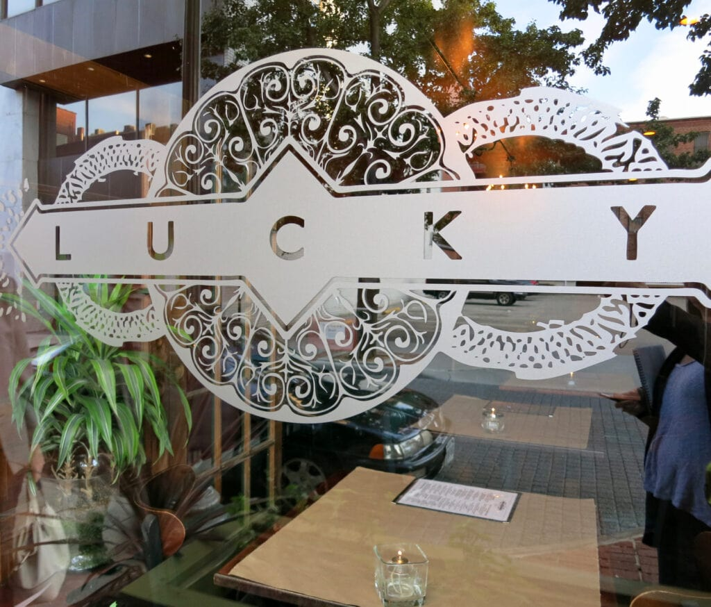 Lucky Restaurant Roanoke VA