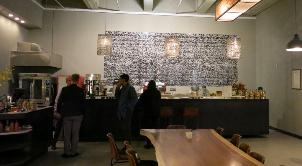 MANA Contemporary Cafe Jersey City